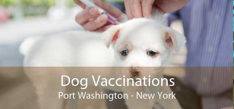 Dog Vaccinations Port Washington - New York
