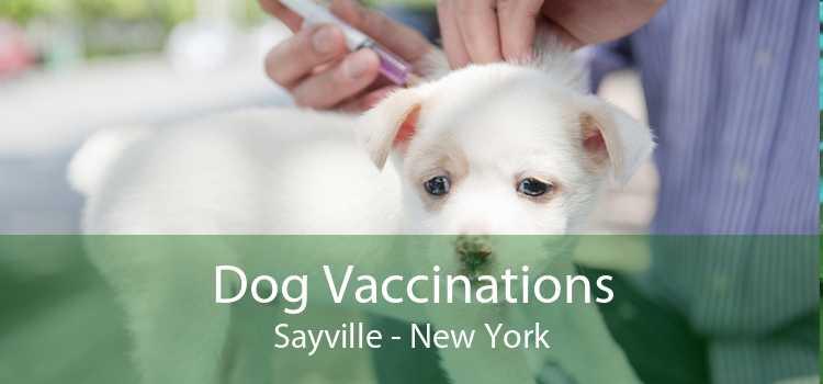Dog Vaccinations Sayville - New York